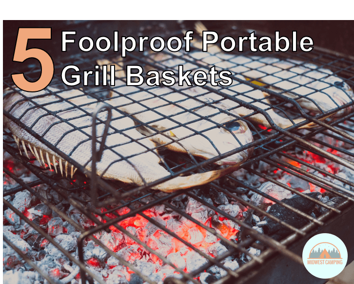 Camping Grill Baskets