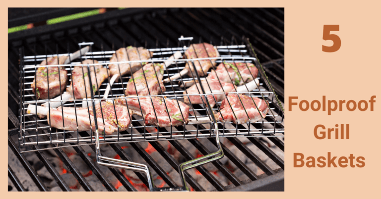 Grill Basket for Camping FeatImage