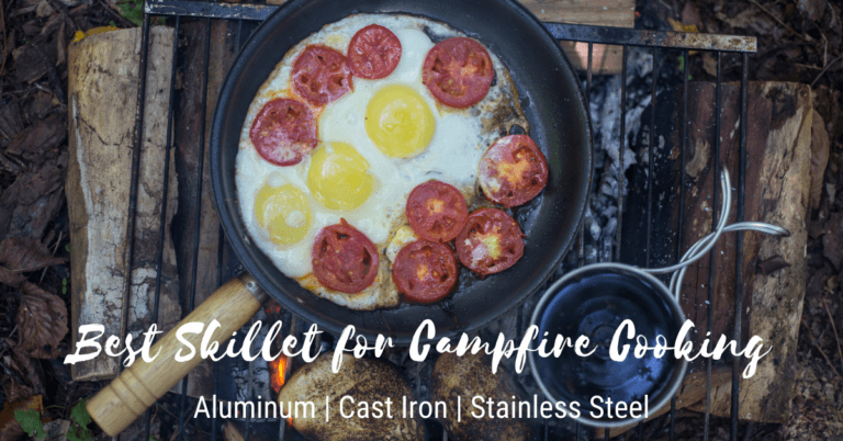 Open Fire Cooking Skillet FeatImage