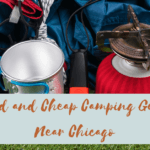 Where to Find Cheap and Used Camping Gear Near Chicago